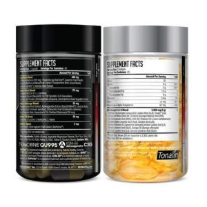 Censor - Fat Loss and Body Toner with CLA, Fish Oil, Safflower and Omega 3-6-9 Blend - Dietary...