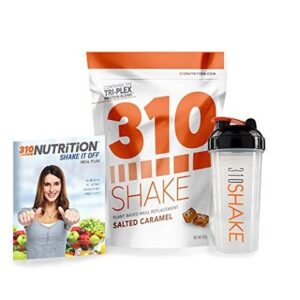 Plant Protein Powder and Meal Replacement Shake  310 Shakes are Gluten and Dairy Free, Soy Pro...