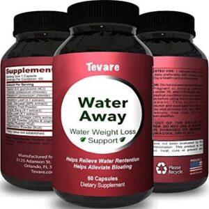 Diurex Ultra Re-Energizing Water Pills - Relieve Water Bloat - Feel Better & Less Heavy - 80 Co...