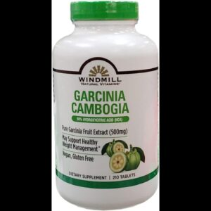 Nutherapy Garcinia Cambogia, 180 Count