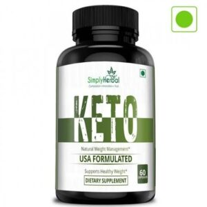 Keto Pills, 60 Capsules Fat Burner & Weight Loss BHB Supplement Formula Keto Burn Diet Pills, W...