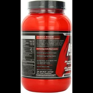 Sponsored Ad - Myogenix Aftershock Fruit Punch 2.64Lb